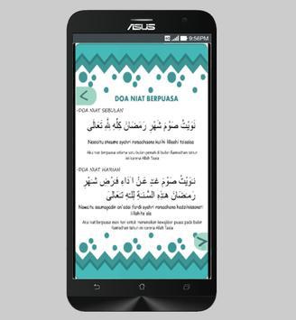 Doa Rhamadan apk screenshot