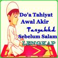 Doa Tahiyat Awal Akhir Sebelum Salam Lengkap