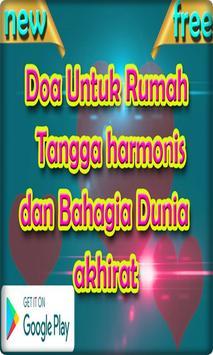 Doa Untuk Rumah Tangga Harmonis dan Bahagia apk screenshot