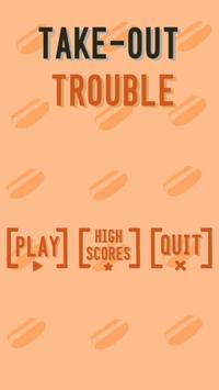 Take-Out Trouble poster