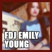 Lirik Lagu FDJ Emily Young icon