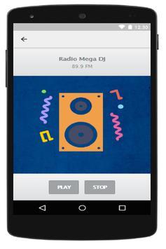 Radio Mega DJ Cochabamba apk screenshot