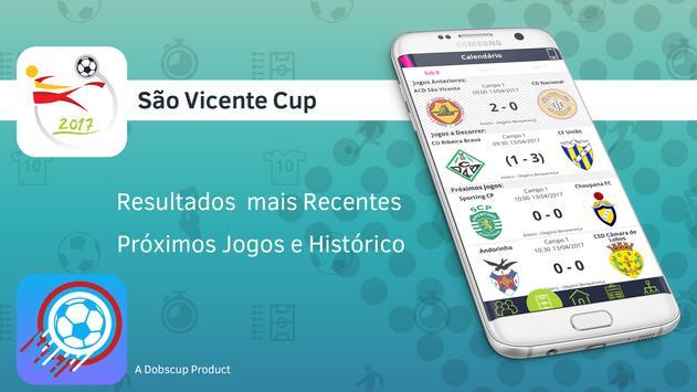 São Vicente Cup 2017 apk screenshot