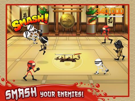 Stickninja Smash स्क्रीनशॉट 10