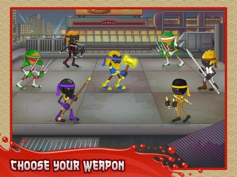 Stickninja Smash स्क्रीनशॉट 11