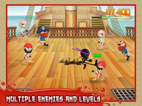 Stickninja Smash स्क्रीनशॉट 12