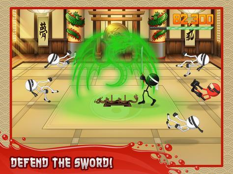 Stickninja Smash स्क्रीनशॉट 8