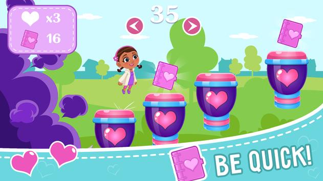 Doctor baby toy mcstuffins jump screenshot 3