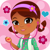 Cute Doc toy Adventure icon