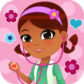 Cute Doc toy Adventure icon