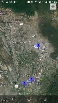 MapsTopicos apk screenshot