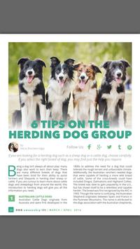 Dog Ownership 101 Magazine apk screenshot