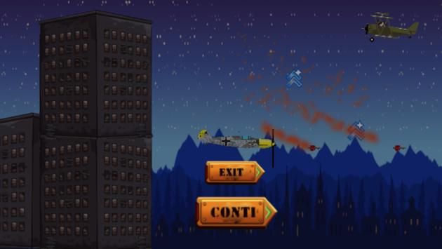 War Of The Sky HD apk screenshot