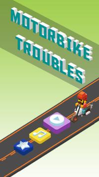 Motorbike Trouble poster