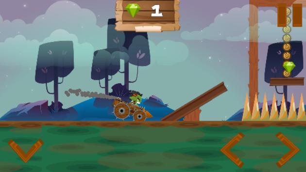 Orc Magic Car screenshot 2