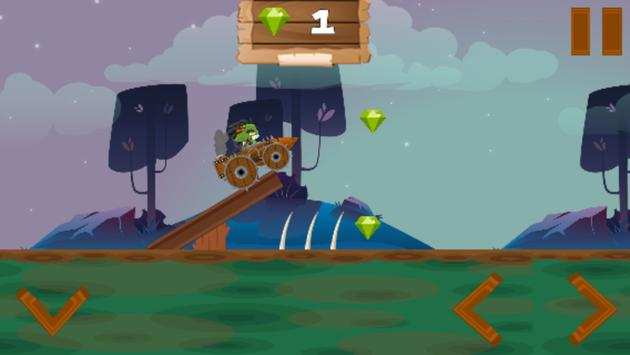 Orc Magic Car screenshot 3