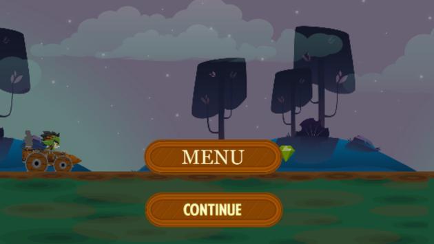 Orc Magic Car screenshot 7