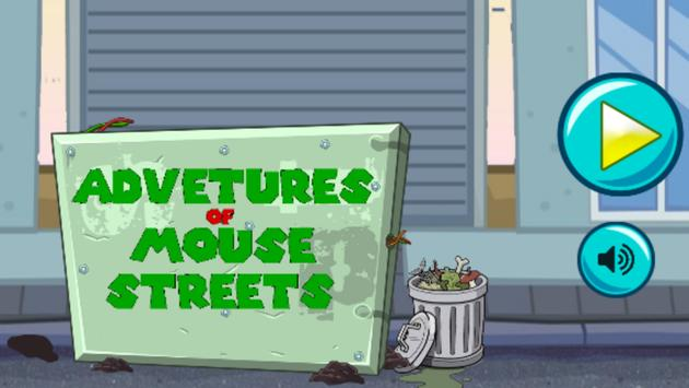 Adventures of Mouse Streets screenshot 1
