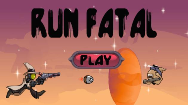 Run fatal poster