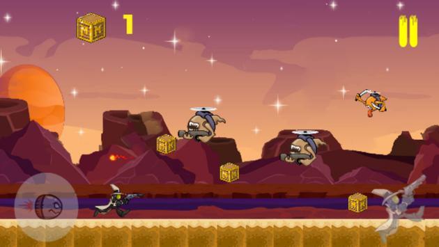 Run fatal screenshot 2