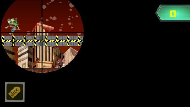 Zumbie Hunter apk screenshot
