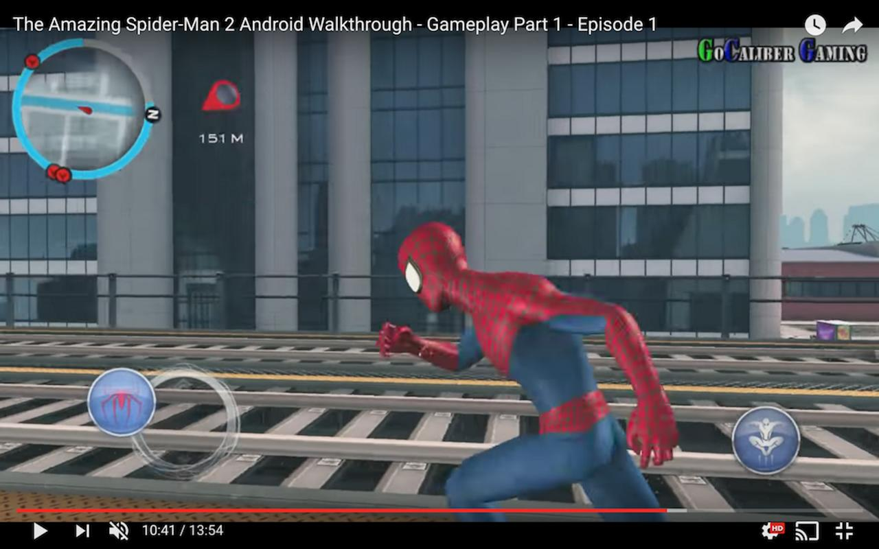 the amazing spider man 2 android download