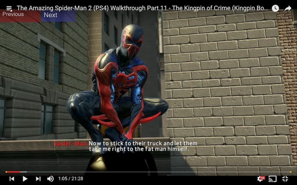 Guide for The Amazing Spider-Man 2 (PS4) 2 for Android - APK