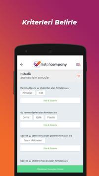 ListofCompany screenshot 2