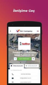 ListofCompany screenshot 4