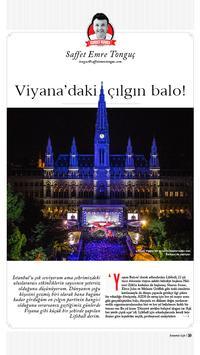 İstanbul Life Dergisi capture d'écran 2