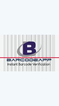 The Barcode App poster