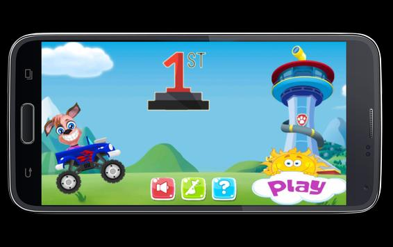 paw driving apk screenshot