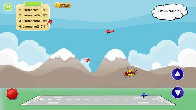 DOGFIGHT - Multiplayer screenshot 1