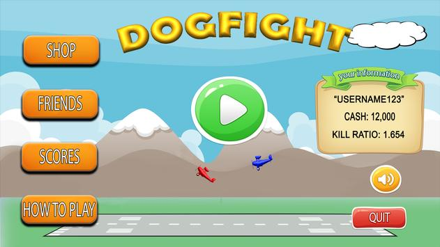 DOGFIGHT - Multiplayer poster