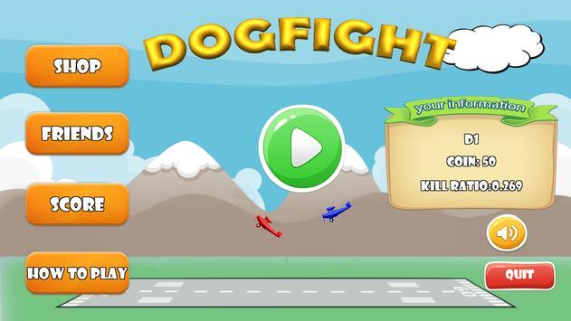 DOGFIGHT - Multiplayer apk screenshot