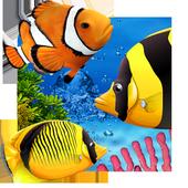Home Aquarium Live Wallpaper icon