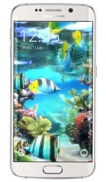 Home Aquarium Live Wallpaper poster