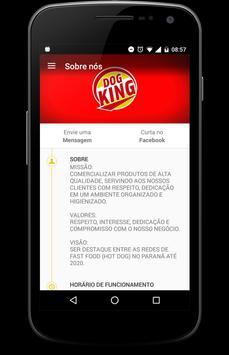 Dog King Apucarana apk screenshot