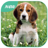 Dogs Jigsaw Puzzles Game - For Kids & Adults icon