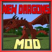 MORE DRAGONS MOD MCPE icon