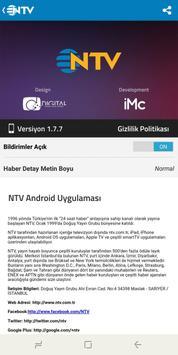 NTV apk screenshot