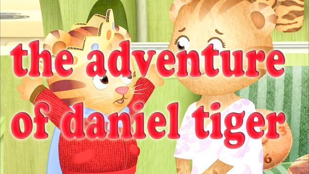 the adventure of daniеl Τigеr apk screenshot