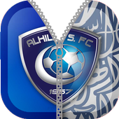 Al Hilal Zipper Lock icon