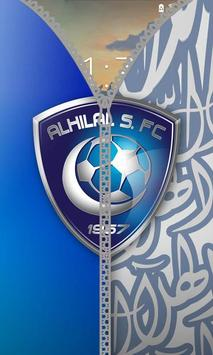 Al Hilal Zipper Lock screenshot 2