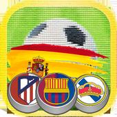 Spain Football Game icon