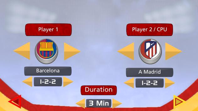 Spain Football Game screenshot 10