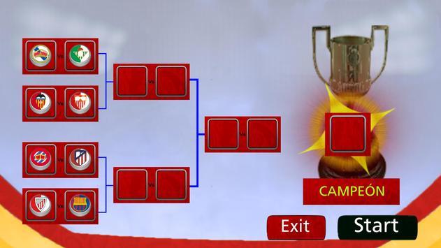Spain Football Game screenshot 11