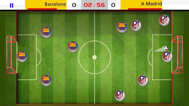 Spain Football Game screenshot 9