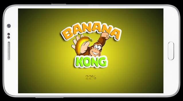 Banana Kong Adventure poster