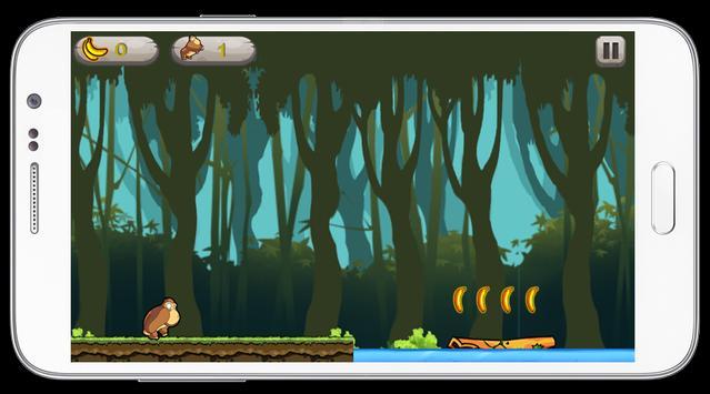 Banana Kong Adventure screenshot 2